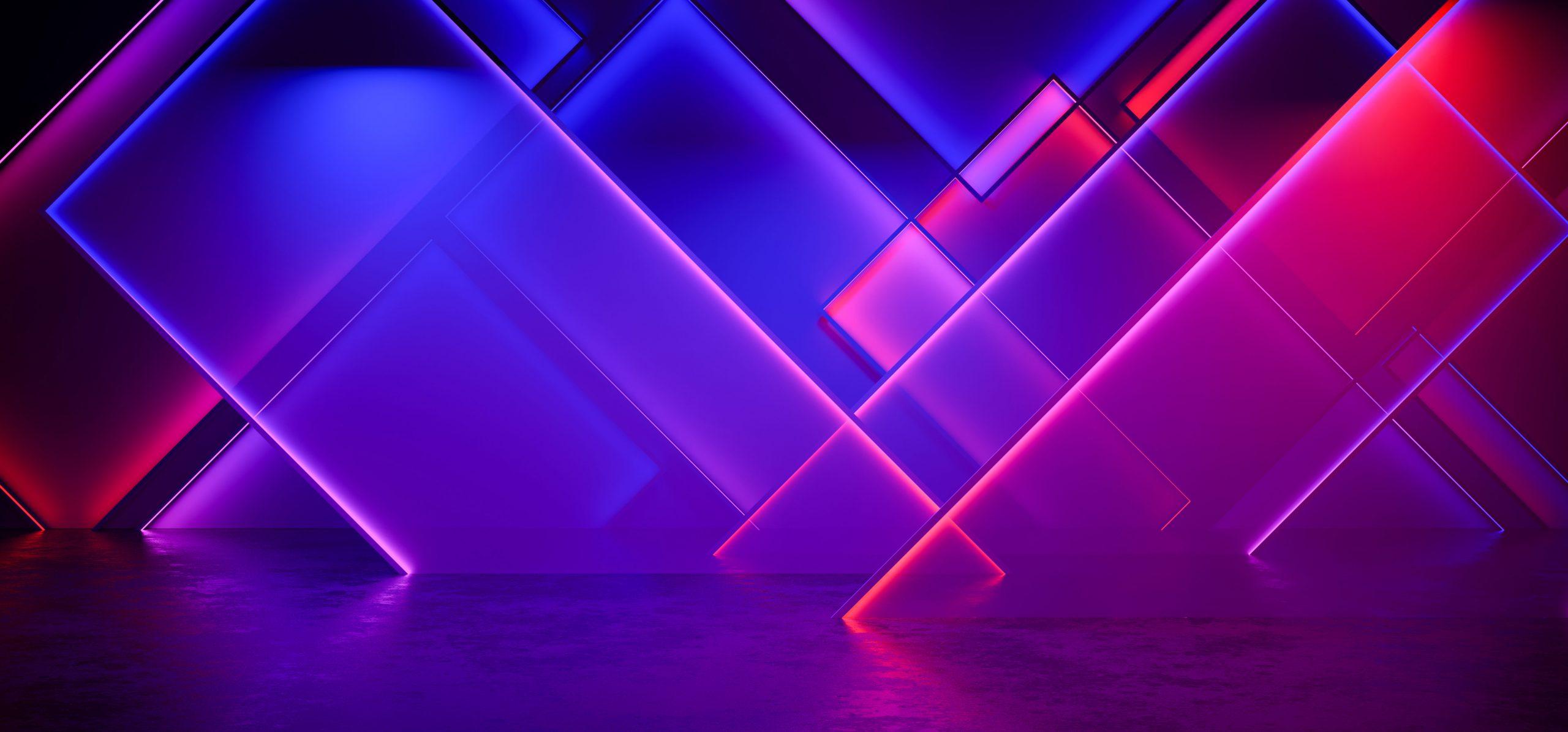 fond fluorescent